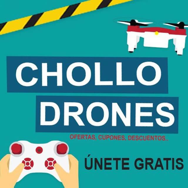 Chollodrones