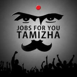 Job for you tamizha