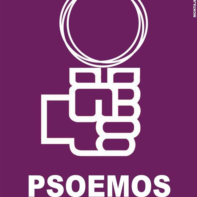 COALICION PODEMOS + PSOE