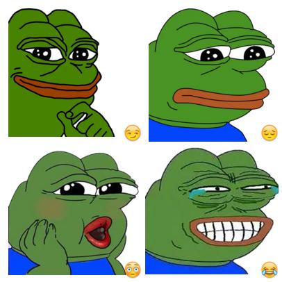 Frog pepe
