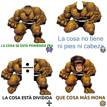 La Cosa Meme