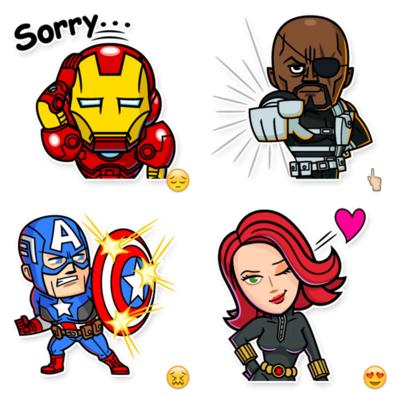 Marvel Mini Heroes