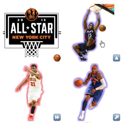 NBA All Star East