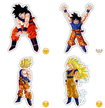 Telegram Sticker Pack Son Goku Taligram