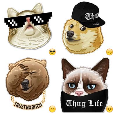 Thug Animals