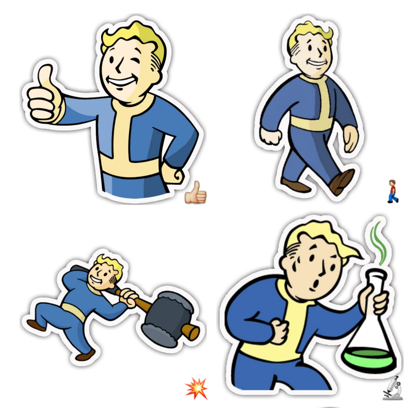 Vault Boy (Fall Out)